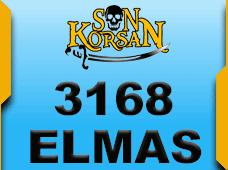3168 Elmas (Son Korsan)