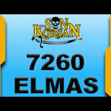 7260 Elmas (Son Korsan)