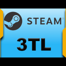 3 TL Steam Cüzdan Kodu