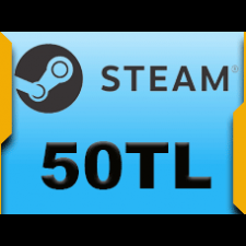 50 TL Steam Cüzdan Kodu