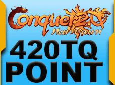 420 TQ Point Card