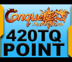 420 TQ Point Card
