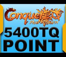 5400 TQ Point Card