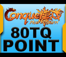 80 TQ Point Card