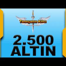 2.500 Altın