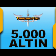 5.000 Altın