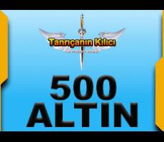 500 Altın