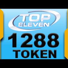 Top Eleven 1288 Token 100 USD rixty card
