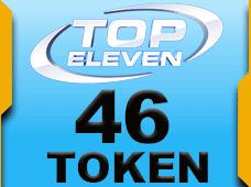 Top Eleven 46 Token 5 USD rixty card