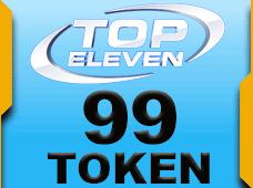 Top Eleven 99 Token 10 USD rixty card