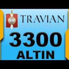 3300 Travian Altin F PAKET