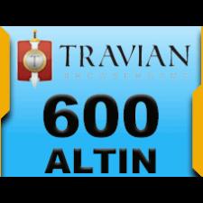 600 Travian Altin D PAKET