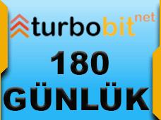 Turbobit Premium 180 gün