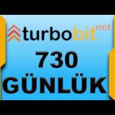 Turbobit Premium 730 gün