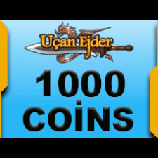 Uçan Ejder 1000 Coin 50 TL