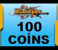 Uçan Ejder 100 Coin 5 TL