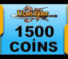 Uçan Ejder 1500 Coin 75 TL