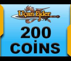 Uçan Ejder 200 Coin 10 TL