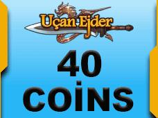 Uçan Ejder 40 Coin 2 TL