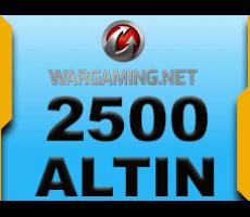 2500 Altın (Gold)