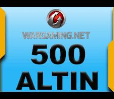 500 Altın (Gold)