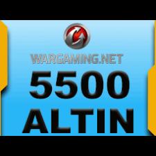 5500 Altın (Gold)