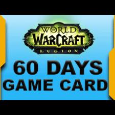 Pre Paid 60 Days Game Card