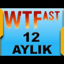 WTFast Advanced 12 Aylık 1 Pc
