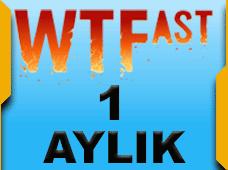 WTFast Basic 1 Aylık 1 Pc