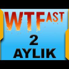 WTFast Advanced 2 Aylık 1 Pc