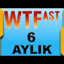 WTFast Advanced 6 Aylık 1 Pc