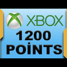 1200 Microsoft Points