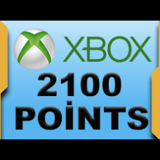 2100 Microsoft Points