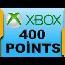 400 Microsoft Points