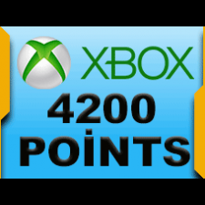 4200 Microsoft Points