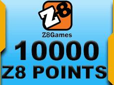 10.000  ZP  Z8 Points