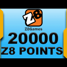 20.000 ZP Z8 Points.
