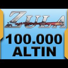 100.000 Zula Altını + (15.000 Bonus Zula Altını)