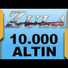 10.000 Zula Altını