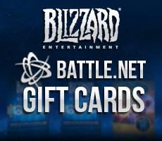 Battle.Net Gift Cards