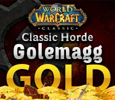 World of Warcraft Classic Golemagg Horde Gold