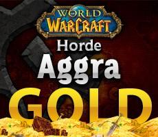 World of Warcraft Aggra Horde 1000 Gold