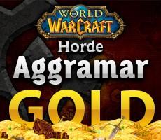 World of Warcraft Aggramar Horde 1000 Gold