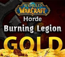 World of Warcraft Burning Legion Horde 1000 Gold