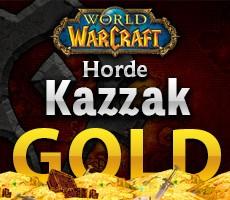 World Of Warcraft Kazzak Horde Gold