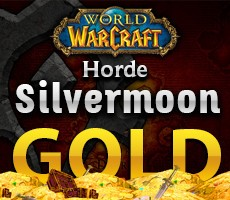 World of Warcraft Silvermoon Horde 1000 Gold