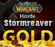 World of Warcraft Stormreaver Horde 1000 Gold