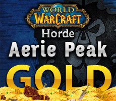 World of Warcraft Aerie Peak Alliance 1.000 Gold