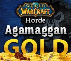 World of Warcraft Agamaggan Alliance 1.000 Gold