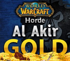 World of Warcraft Al Akir Alliance 1.000 Gold